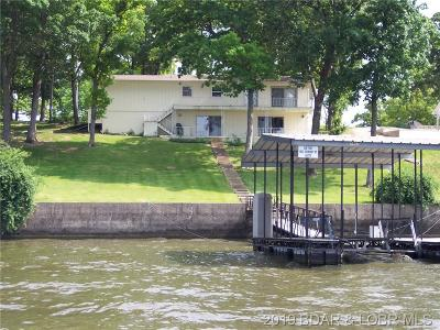 Camden County, Miller County, Morgan County Single Family Home For Sale: 1823 Chimney Point