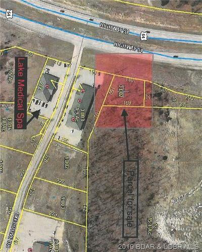 Osage Beach Residential Lots & Land For Sale: Hwy 54 E