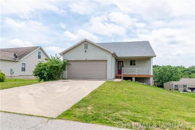 Camdenton Single Family Home For Sale: 52 Trail Ridge Lane