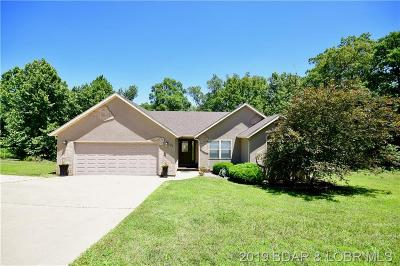 Linn Creek Single Family Home Active Under Contract: 30 Crystal Springs Road