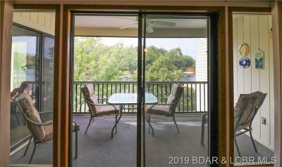Lake Ozark Condo For Sale: 58 Jonathan's Landing Drive #1B