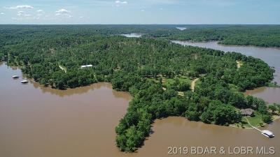 Benton County, Camden County, Cole County, Dallas County, Hickory County, Laclede County, Miller County, Moniteau County, Morgan County, Pulaski County Residential Lots & Land For Sale: Lot 2 Phase 5 Emerald Hills Drive