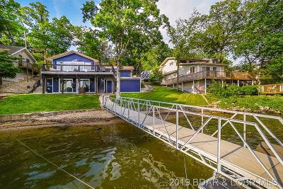 Lake Ozark Single Family Home Active Under Contract: 2703 Bittersweet