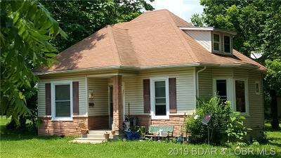 Lebanon Single Family Home For Sale: 625 Spiller Street