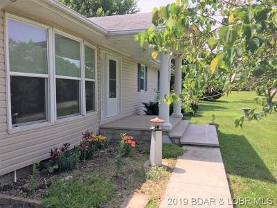 Linn Creek Single Family Home For Sale: 1954 State Road V
