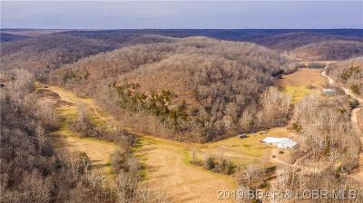 Macks Creek Single Family Home For Sale: 321 Horse Creek Ranch