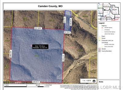 Residential Lots & Land For Sale: Horse Creek Ranch