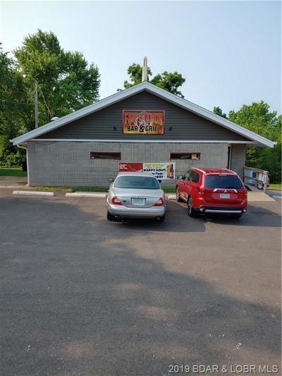 Camdenton Commercial For Sale: 146 Illinois Street SW