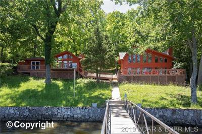 Camden County, Miller County, Morgan County Single Family Home For Sale: 30318 Old Peony Road