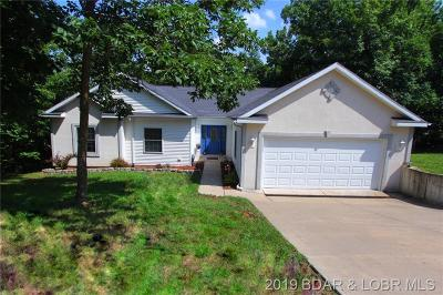 Lake Ozark Single Family Home For Sale: 22 Navajo Road
