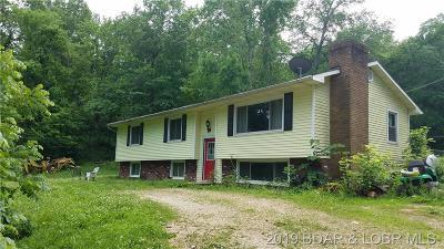 Kaiser Single Family Home For Sale: 433 Oak Bend Road
