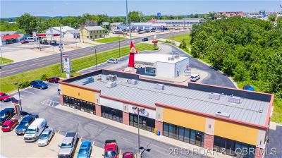 Osage Beach Commercial For Sale: 4824 Osage Beach Pkwy