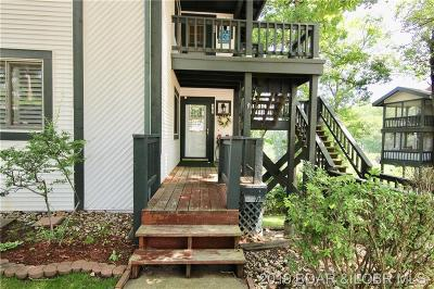Lake Ozark Condo For Sale: 1580 Cherokee Road #1-B