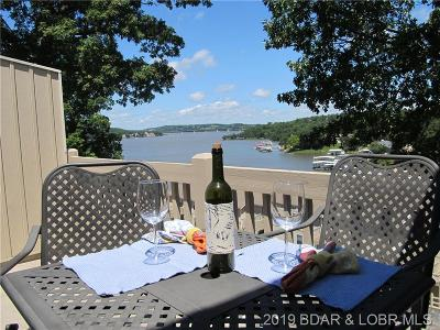 Osage Beach Condo For Sale: 833 Indian Point #833