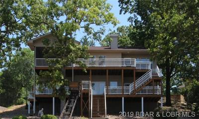 Lake Ozark MO Single Family Home Active Under Contract: $539,000