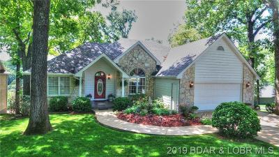 Osage Beach Single Family Home For Sale: 5464 Hampton Court