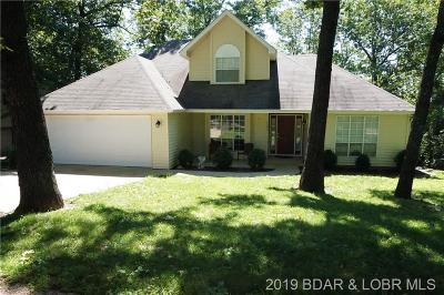 Osage Beach Single Family Home For Sale: 1542 Hawk Island Drive