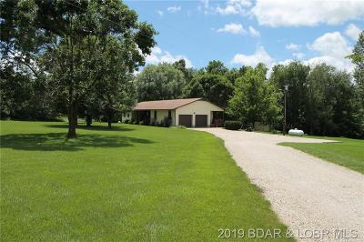 Eldon Single Family Home For Sale: 139 Hwy. Cc