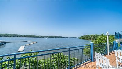 Lake Ozark Condo Active Under Contract: 184 East Palisades Drive #3A