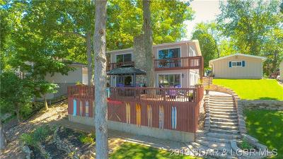 Lake Ozark Single Family Home For Sale: 9 Point Sunset