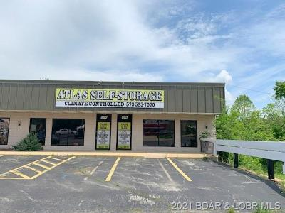 Camdenton Commercial For Sale: 802 N Business Route 5 Highway