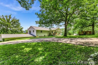 Camdenton Single Family Home For Sale: 55 Peaceful Valley Road