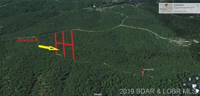 Rocky Mount Residential Lots & Land For Sale: Tract 2-Lot B Howard Road