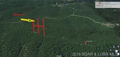 Camden County, Miller County, Morgan County Residential Lots & Land For Sale: Tract 2-Lot C Howard Road