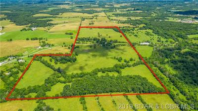 Camden County, Miller County, Morgan County Farm & Ranch For Sale: 103 Hwy. Ee