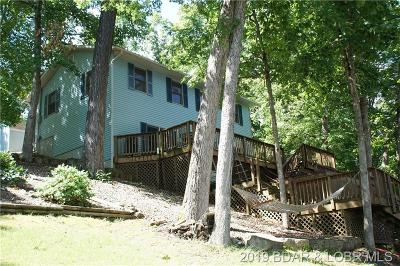 Camdenton Single Family Home For Sale: 247 Osage Highlands Loop