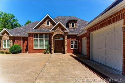 Camden County, Miller County, Morgan County Single Family Home For Sale: 1883 Thunder Mountain Road