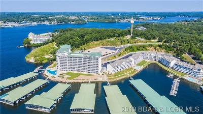 Osage Beach Condo For Sale: 4800 Eagleview Drive #625