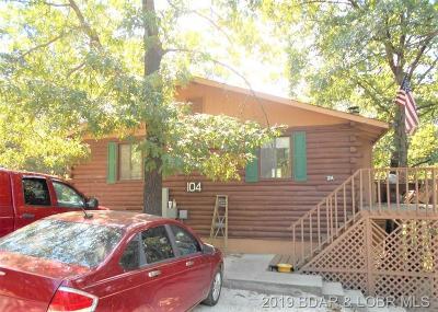 Four Seasons Single Family Home For Sale: 104 Columbine Road