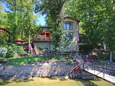 Lake Ozark Single Family Home For Sale: 193 Tracy Lane