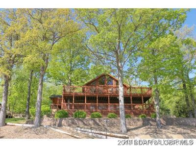 Single Family Home For Sale: 15791 Santa Fe Trl