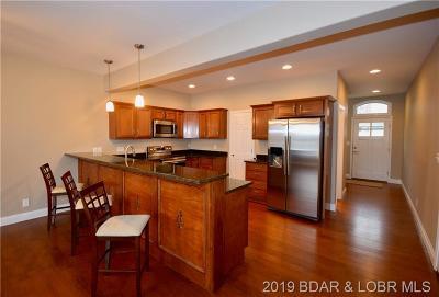 Townhouse For Sale: 843 Malibu Road