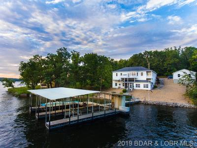 Lake Ozark MO Single Family Home For Sale: $599,900