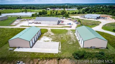 Camdenton Commercial For Sale: 655 Keystone Industrial Park Drive
