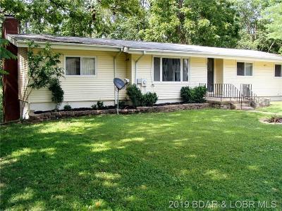 Camdenton Single Family Home For Sale: 851 Panoramic