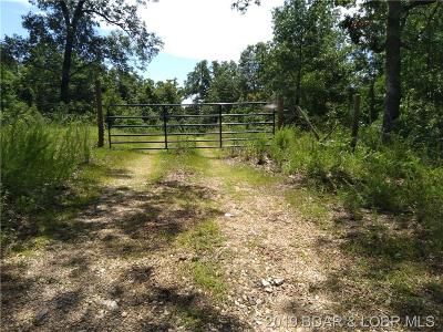 Camden County, Miller County, Morgan County Residential Lots & Land Active Under Contract: Dodd's Camp Road