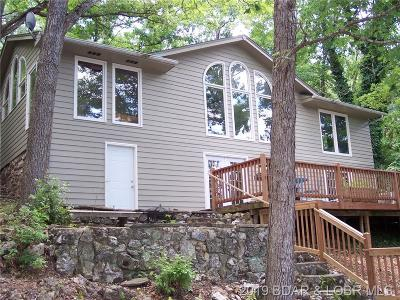Camdenton Single Family Home For Sale: 707 Anthony Cove
