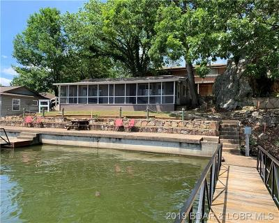 Camden County, Miller County, Morgan County Single Family Home For Sale: 50 Walleye Court