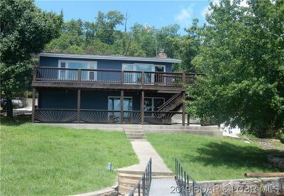 Roach Single Family Home For Sale: 1836 Big Island Drive