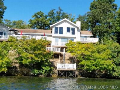 Sunrise Beach Single Family Home For Sale: 269 Cliff Drive