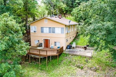 Camden County, Miller County, Morgan County Single Family Home For Sale: 260 Lamp Lighter Drive