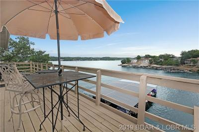 Lake Ozark Condo For Sale: 24 Hawk Harbor Lane #3A and 3