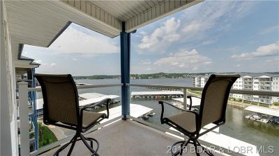Lake Ozark Condo For Sale: 183 Upper Monarch Cove Drive #6F