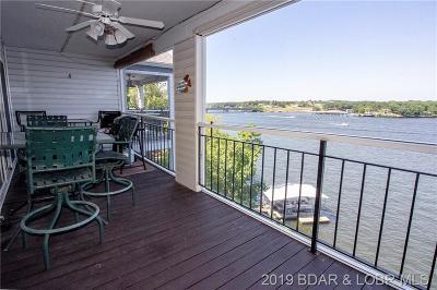 Osage Beach Condo Active Under Contract: 4897 Bridgepointe Drive #142