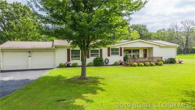 Single Family Home For Sale: 1062 State Road U