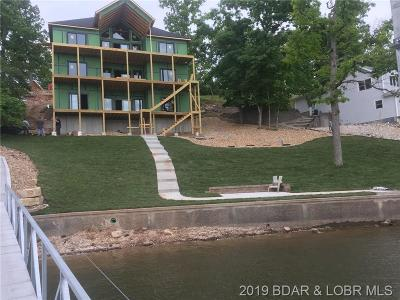 Lake Ozark MO Single Family Home For Sale: $899,900